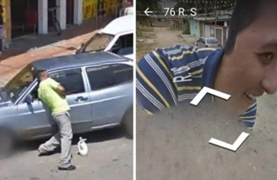 10 enigmas do Google Street View que só poderiam ter surgido no Brasil