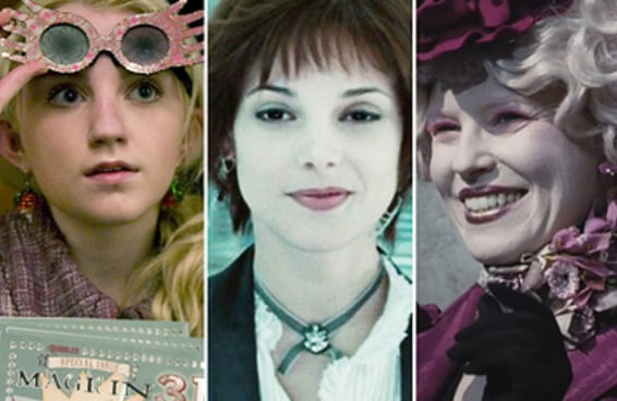 Qual seu combo de personagens de Harry Potter, Jogos Vorazes e Crepúsculo?