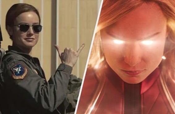 É por isso que nenhum homem deveria assistir à Capitã Marvel