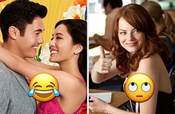 Responda com sinceridade: você riu ou não riu destes filmes de comédia?