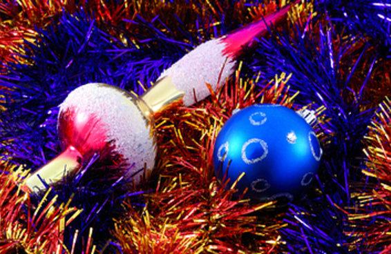 Decore uma árvore de Natal e nós diremos de você se comportou esse ano.