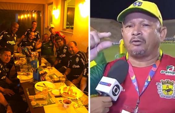Um time acreano ficou sem grana para voltar pra casa e o Palmeiras decidiu bancar tudo