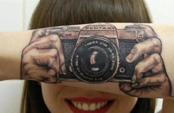 """18 tatuagens que vão fazer você dizer """"nossa, que esperto"""""""