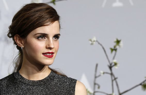 Emma Watson acaba de dar o conselho perfeito para um encontro feminista
