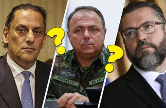 Você realmente sabe quem são estes personagens da política brasileira?