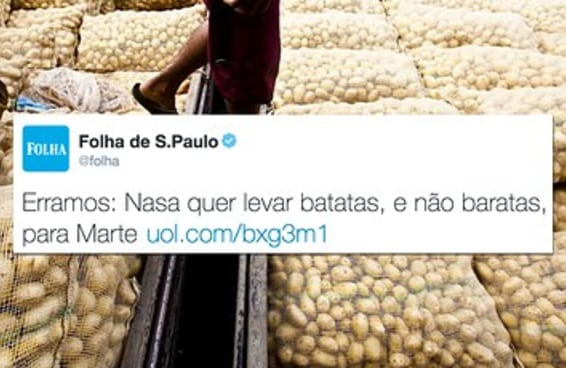 As 11 melhores erratas da história da imprensa brasileira