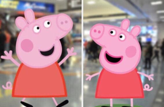 Fãs obcecados da Peppa Pig a transformaram em um ídolo do K-Pop e ficou ótimo