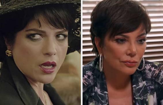 24 vezes em que astros de Hollywood se transformaram em figuras famosas através da maquiagem