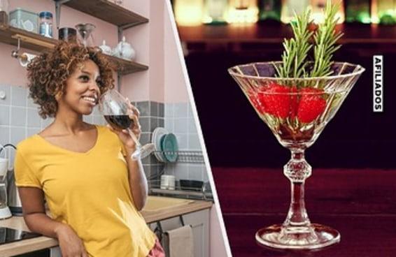 14 taças para se sentir mais chique enquanto toma bons drinques ou vinhos