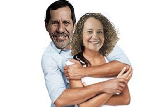O romance de Eduardo Jorge e Luciana Genro e os 36 melhores tuítes do debate