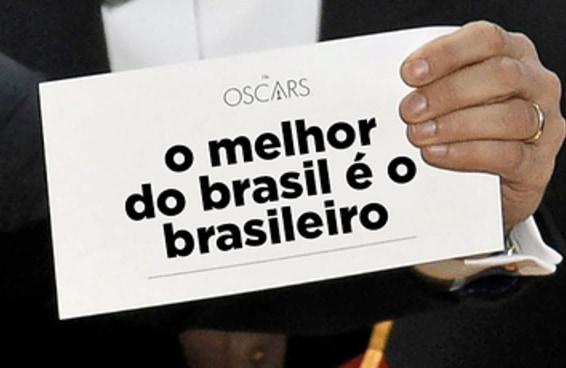 Monte um filme 100% Brasil e diremos qual Oscar ele vai ganhar