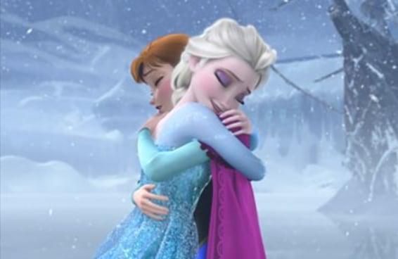 """Só vai se sair bem neste teste quem tiver visto """"Frozen"""" mais de 10 vezes"""