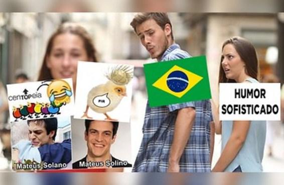 10 memes sobre o Brasil que só os brasileiros vão entender