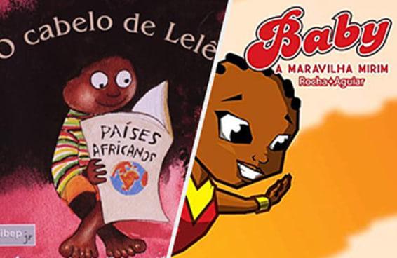 8 livros infantis com protagonistas negros