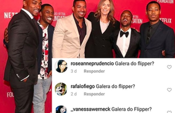 """É claro que DOIS ANOS depois os brasileiros ainda estão lotando o Instagram do """"Chris"""""""