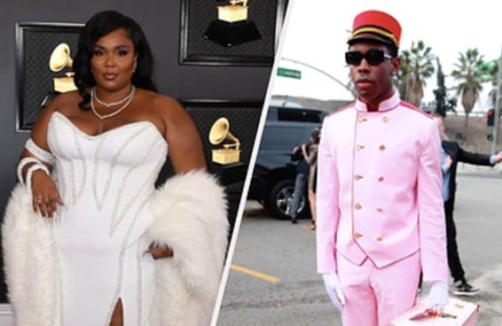Lizzo, Tyler the Creator e outros artistas negros que estavam LINDÍSSIMOS no Grammy
