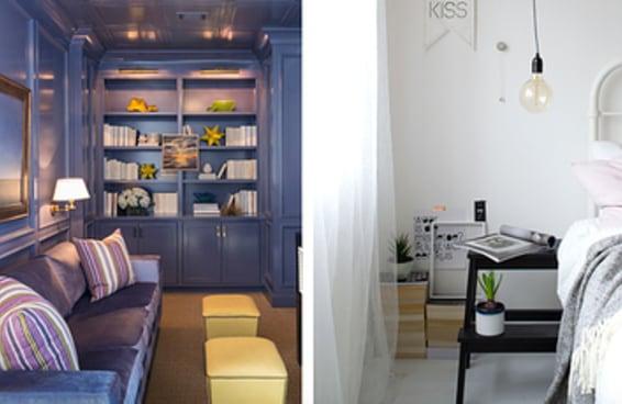 17 dicas para fazer seu apartamento parecer maior