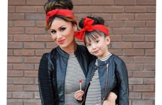 19 crianças fofas que arrasaram vestidas como seus pais