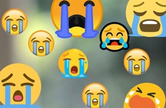 Quanto você chorou este ano?