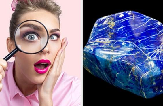Você sabe identificar estas gemas?