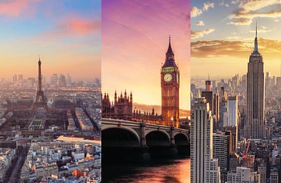 Estas perguntas meio pessoais vão dizer em qual cidade você seria mais feliz