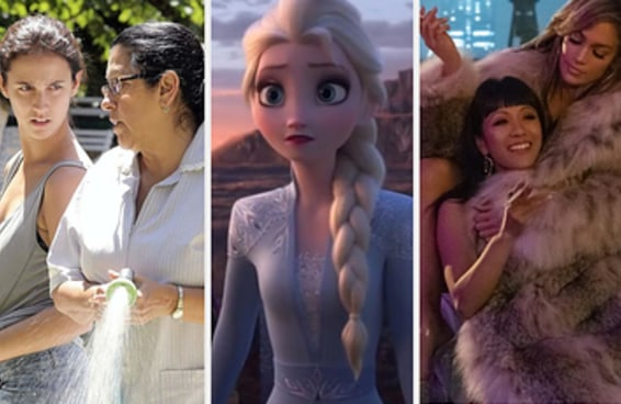 Quais desses filmes dirigidos por mulheres você já viu?