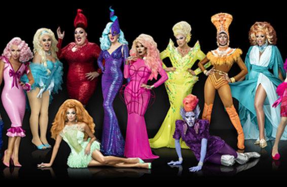 """Estas são as divas que estarão na nona temporada do """"RuPaul's Drag Race"""""""