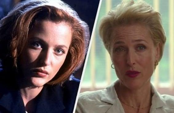 Qual Gillian Anderson você é?