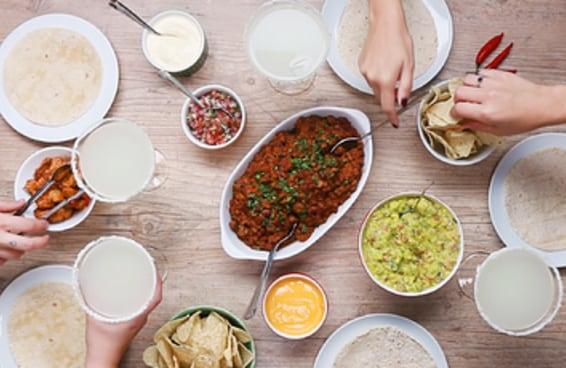 Você e seus amigos não vão precisar sair de casa para ter uma noite mexicana perfeita