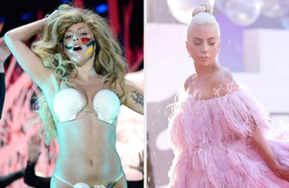 Os 25 melhores looks da Lady Gaga na última década