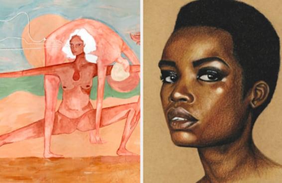 Seis artistas que estão bombando as artes plásticas no Brasil em 2020