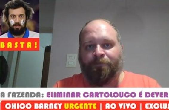 Quem é você no 'Chico Barney Urgente'?