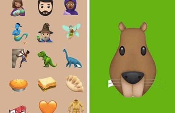 Estamos revoltados porque lançaram novos emojis e ainda nada de capivara