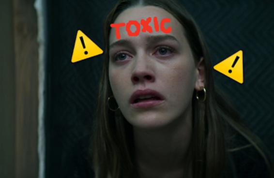 Dizem que dá para perceber pessoas tóxicas de longe. É o seu caso?