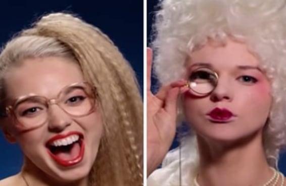 Confira a evolução dos óculos na história em menos de dois minutos