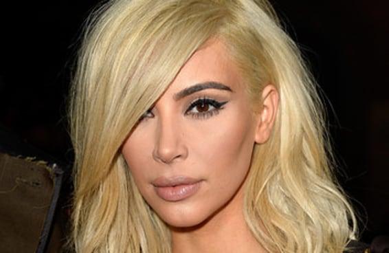 Estaria Kim Kardashian baseando o seu novo visual inteiro nesta mulher?