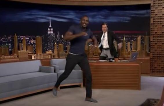 Além de tudo, Idris Elba tem os melhores passos de dança