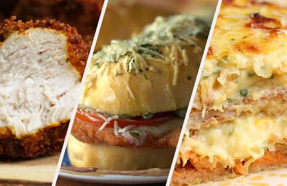Essas 6 receitas vão fazer você querer comer frango frito AGORA