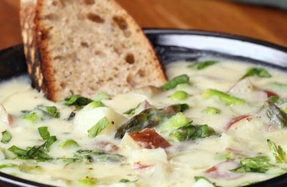 Sopa especial de legumes