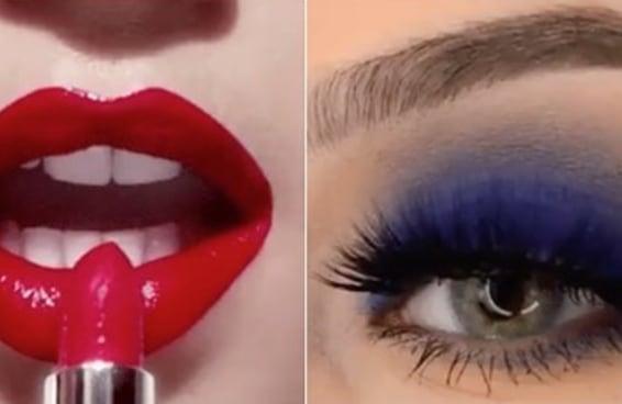 17 gifs de maquiagem tão gostosinhos que são quase eróticos