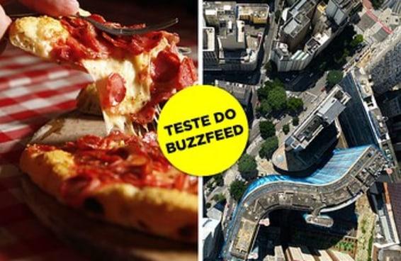 Prove neste teste que você manja tudo sobre a comida de São Paulo