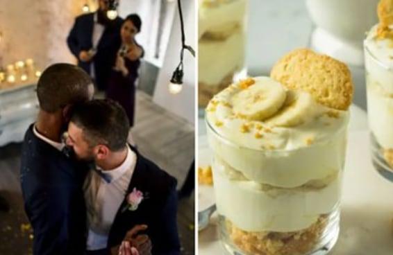 Escolha o cardápio do seu casamento e diremos quando você vai casar