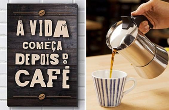 8 produtos perfeitos para quem ama café