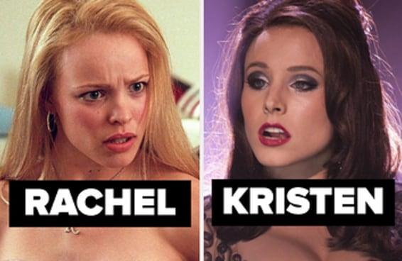 18 atrizes que são muito boazinhas, ao contrário das suas personagens