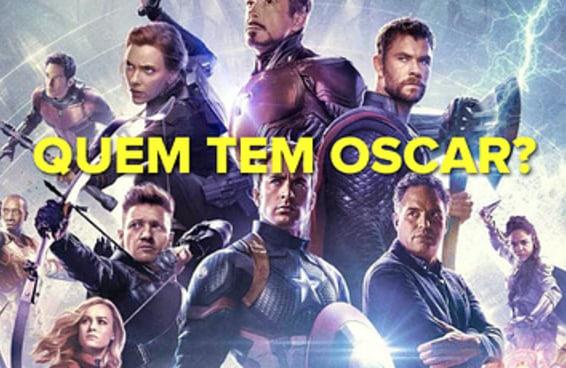 Você sabe quais atores e atrizes do Universo Marvel já ganharam um Oscar?