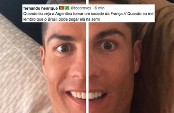12 tuítes sobre a o jogaço que eliminou a Argentina da Copa
