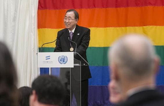 As Nações Unidas estão estudando a criação de um escritório para defesa dos direitos LGBT