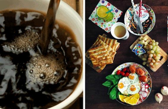 29 coisas que todo mundo que ama café da manhã pensa