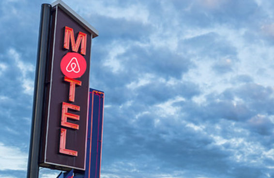 Monte um Airbnb e te daremos um quarto de motel