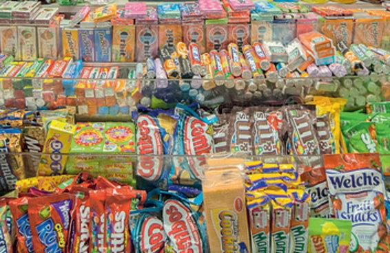 É assim que são alguns dos pequenos comércios ao redor do mundo